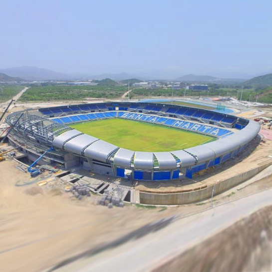 estadio santamarta